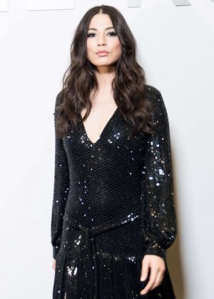 Jessica Gomes - Michael Kors Store Opening in Singapore