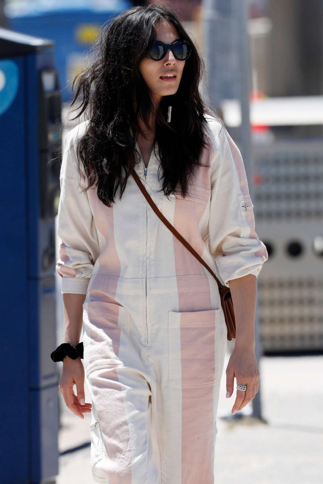 Jessica Gomes out in Sydney
