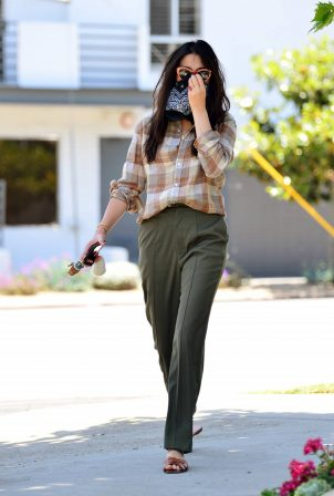 Jessica Gomes - Out in West Hollywood