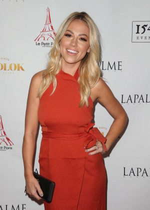Jessica Hall - LaPalme Magazine Fall 2016 Issue Release Party in California