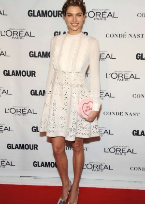 Jessica Hart - 2015 Glamour Women of the Year Awards in NY