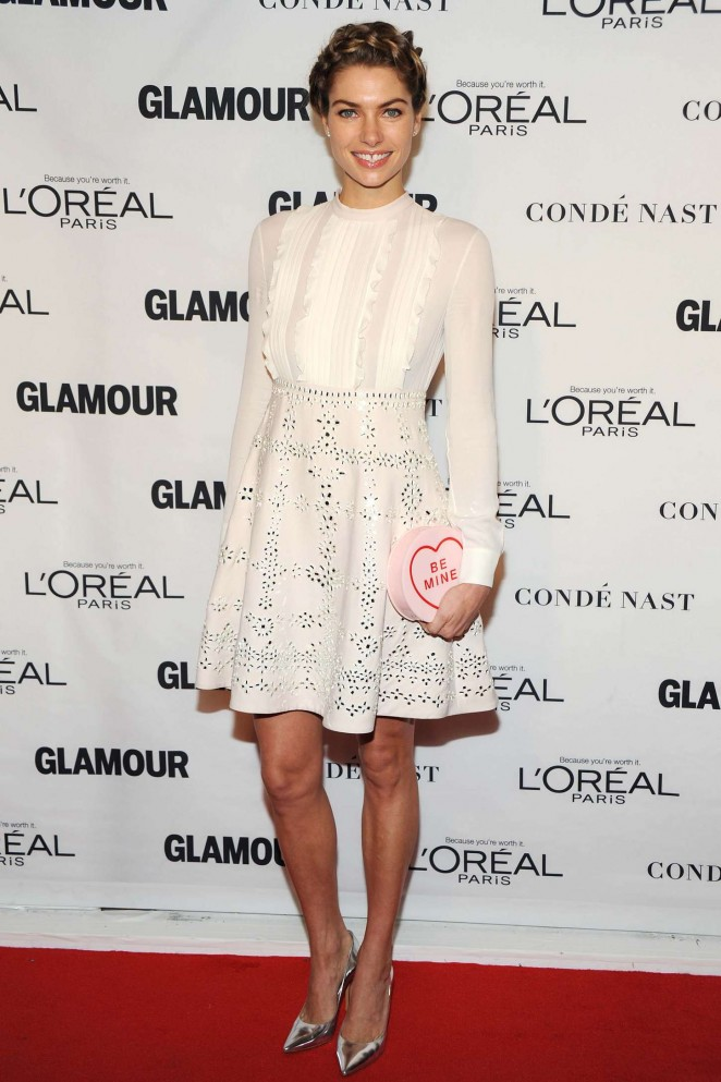 Jessica Hart – 25th Annual Glamour Women of the Year Awards in NY