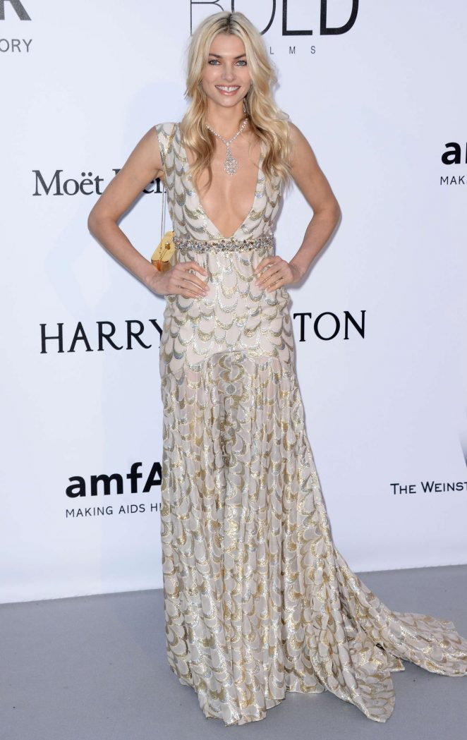 Jessica Hart - amfAR's 23rd Cinema Against AIDS Gala in Antibes