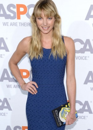 Jessica Hart - 2015 ASPCA'S Bergh Ball in NYC