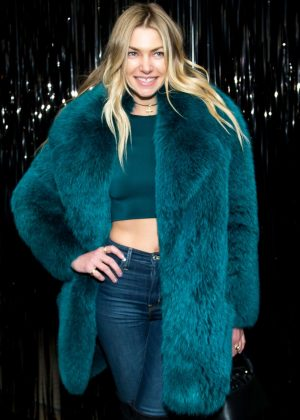 Jessica Hart - Bergdorf Goodman x Dundas Party FW 2018 in New York