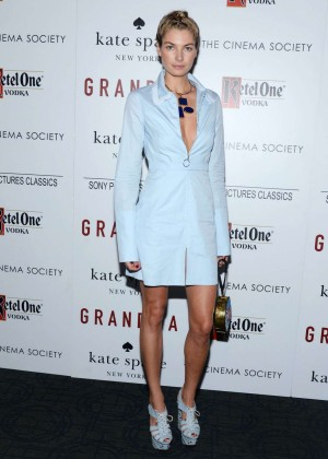 Jessica Hart - 'Grandma' Screening in NY