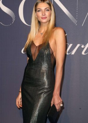 Jessica Hart - Resonances De Cartier Jewelry Collection Launch in NY