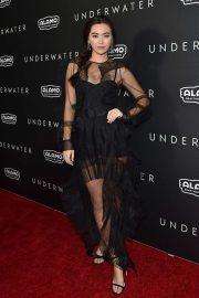 Jessica Henwick - Special fan screening of 20th Century Fox's 'Underwater' in Los Angeles