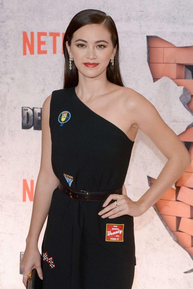Jessica Henwick - 'The Defenders' Premiere in New York