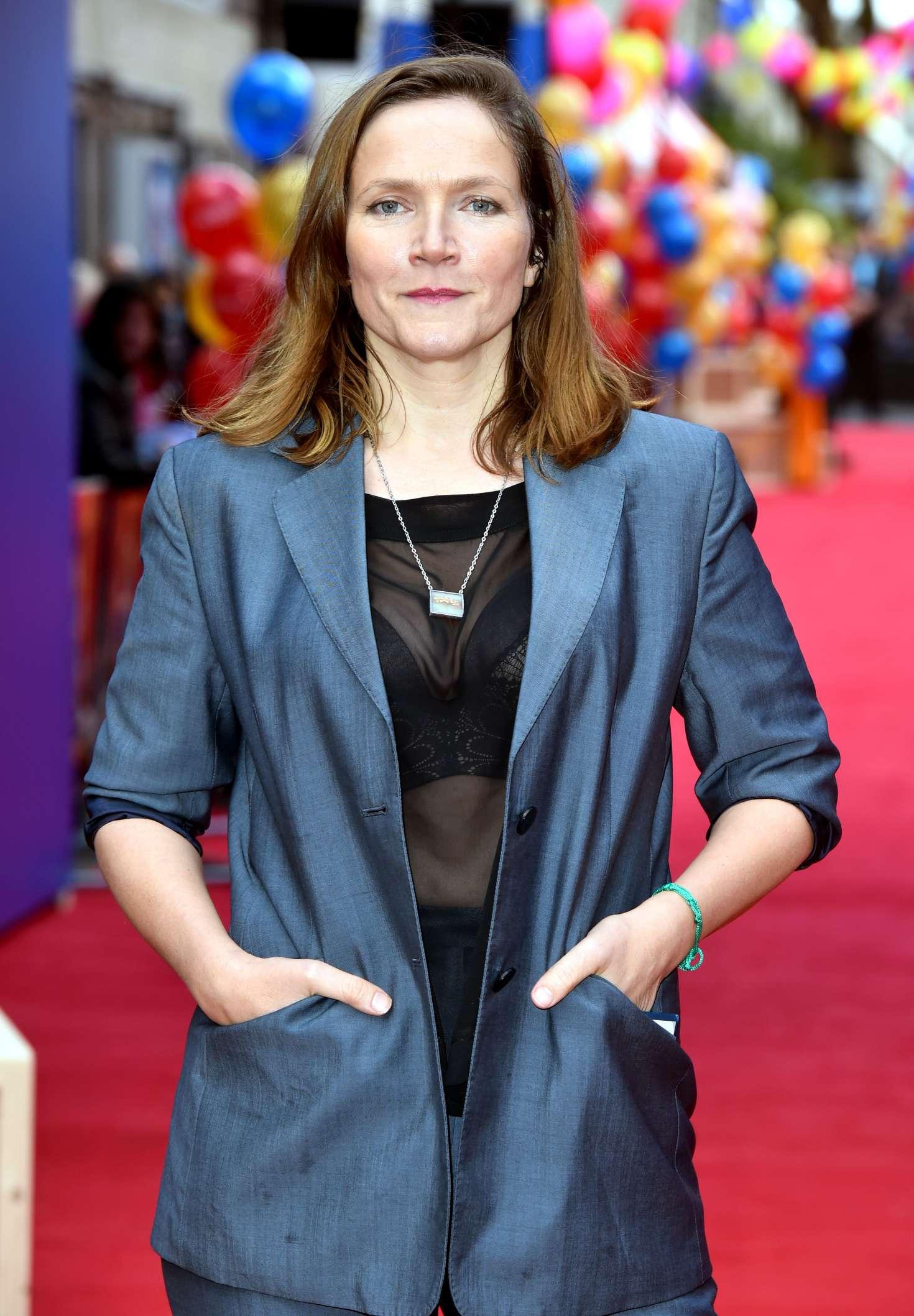 Jessica Hynes - 'Paddington 2' Premiere in London