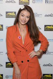 Jessica Impiazzi - Paul Strank Charitable Trust Summer Party in London