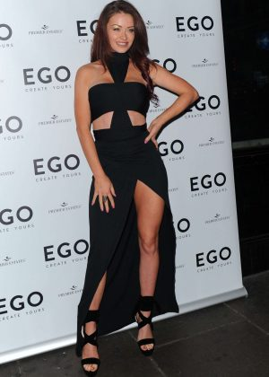 Jessica Impiazzi - Shoe brand Ego's 1st Birthday in London