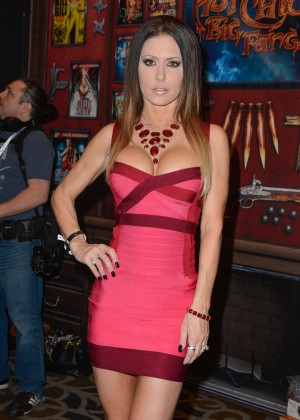 Jessica Jaymes - AVN Adult Entertainment Expo in Las Vegas