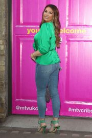 Jessica Jess Wright - MTV Cribs UK Photocall in London