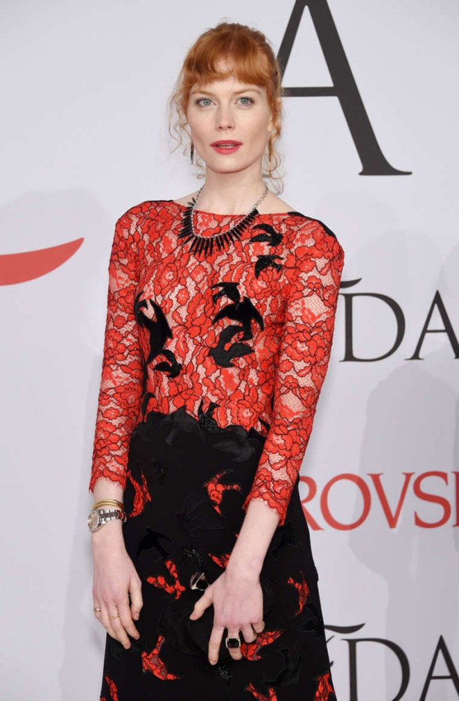 Jessica Joffe - 2015 CFDA Fashion Awards in NYC