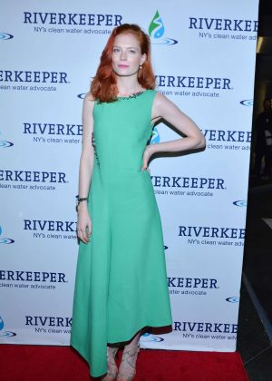 Jessica Joffe - Riverkeeper's 50th Anniversary Fishermen's Ball in New York