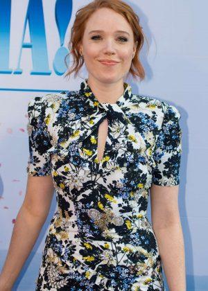 Jessica Keenan Wynn - 'Mamma Mia! Here We Go Again' Premiere in Amsterdam