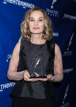Jessica Lange - 2016 Drama Desk Awards in New York