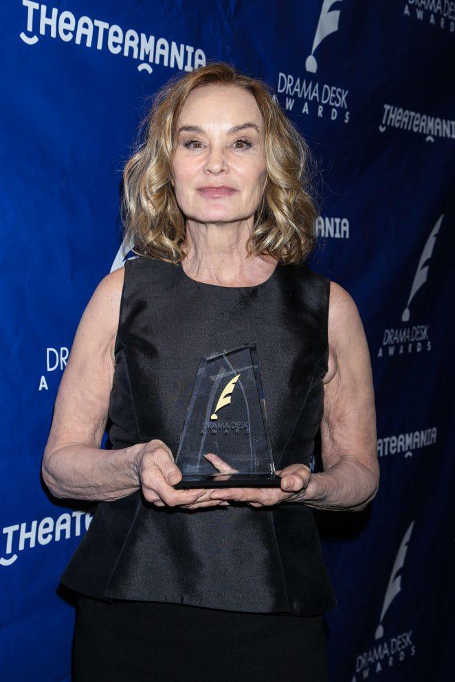 Jessica Lange - 2016 Drama Desk Awards in New York