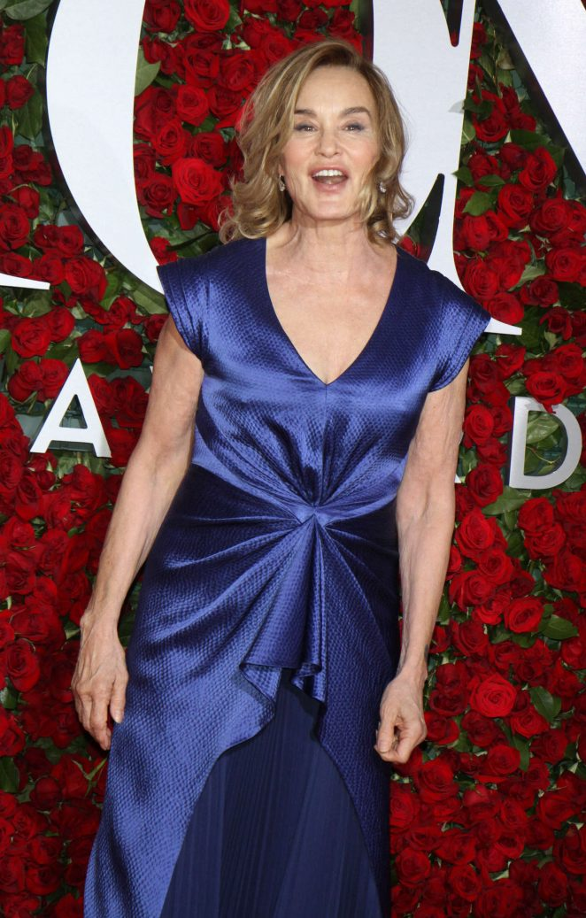 Jessica Lange - 2016 Tony Awards in New York