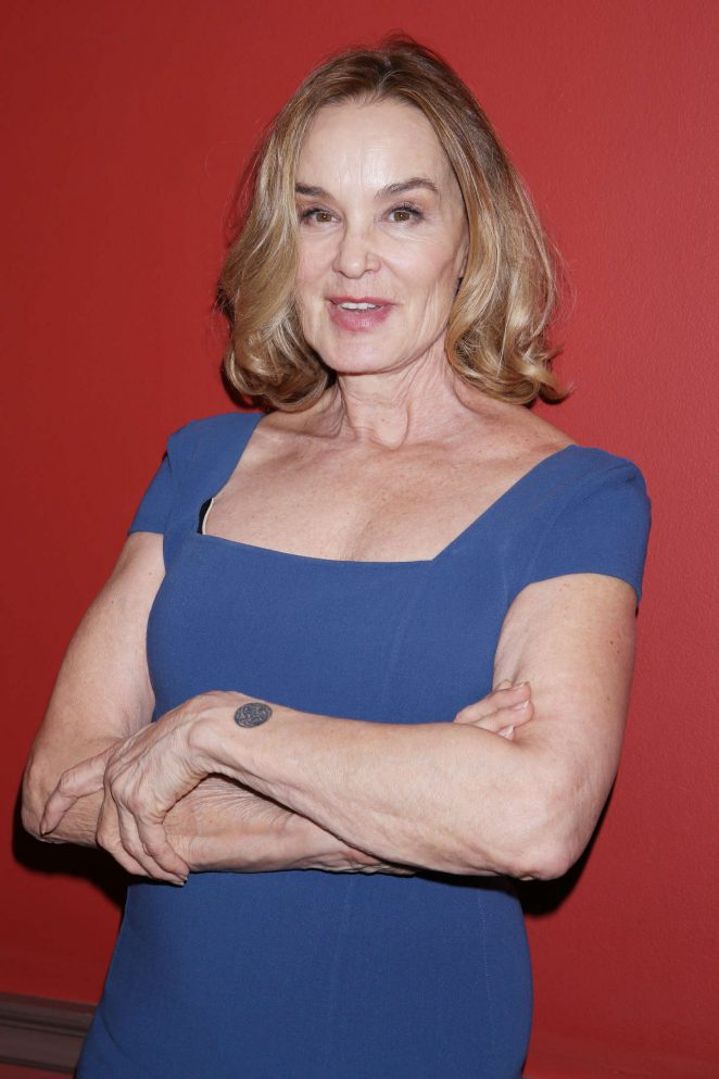 Jessica Lange - 66th Annual Outer Critics Circle Awards in NYC