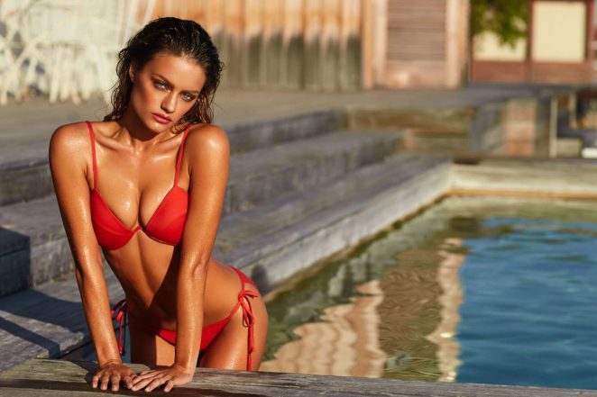 Jessica Lee Buchanan - Bikini Photoshoot