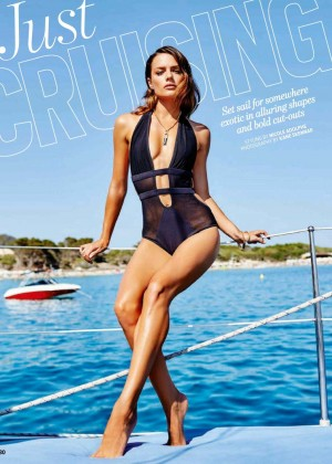 Jessica Lee Buchanan - Cosmopolitan Australia (February 2016)