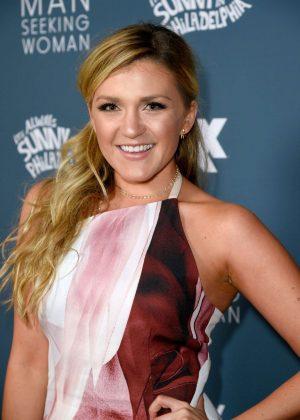 Jessica Lowe - 'Its Always Sunny in Philadelphia' Premiere in Westwood