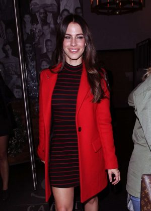Jessica Lowndes at Catch Restaurant in West Hollywood