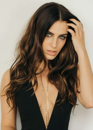 Jessica Lowndes by Joseph Sinclair Shoot 2017