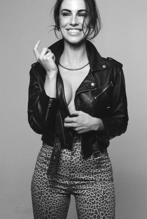 Jessica Lowndes by Matthew Calvis Photoshoot