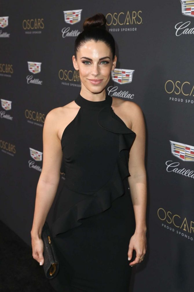 Jessica Lowndes – Cadillac celebrates The 91st Annual Academy Awards in LA