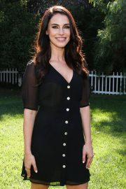 Jessica Lowndes - Hallmark's 'Home & Family' in Universal City