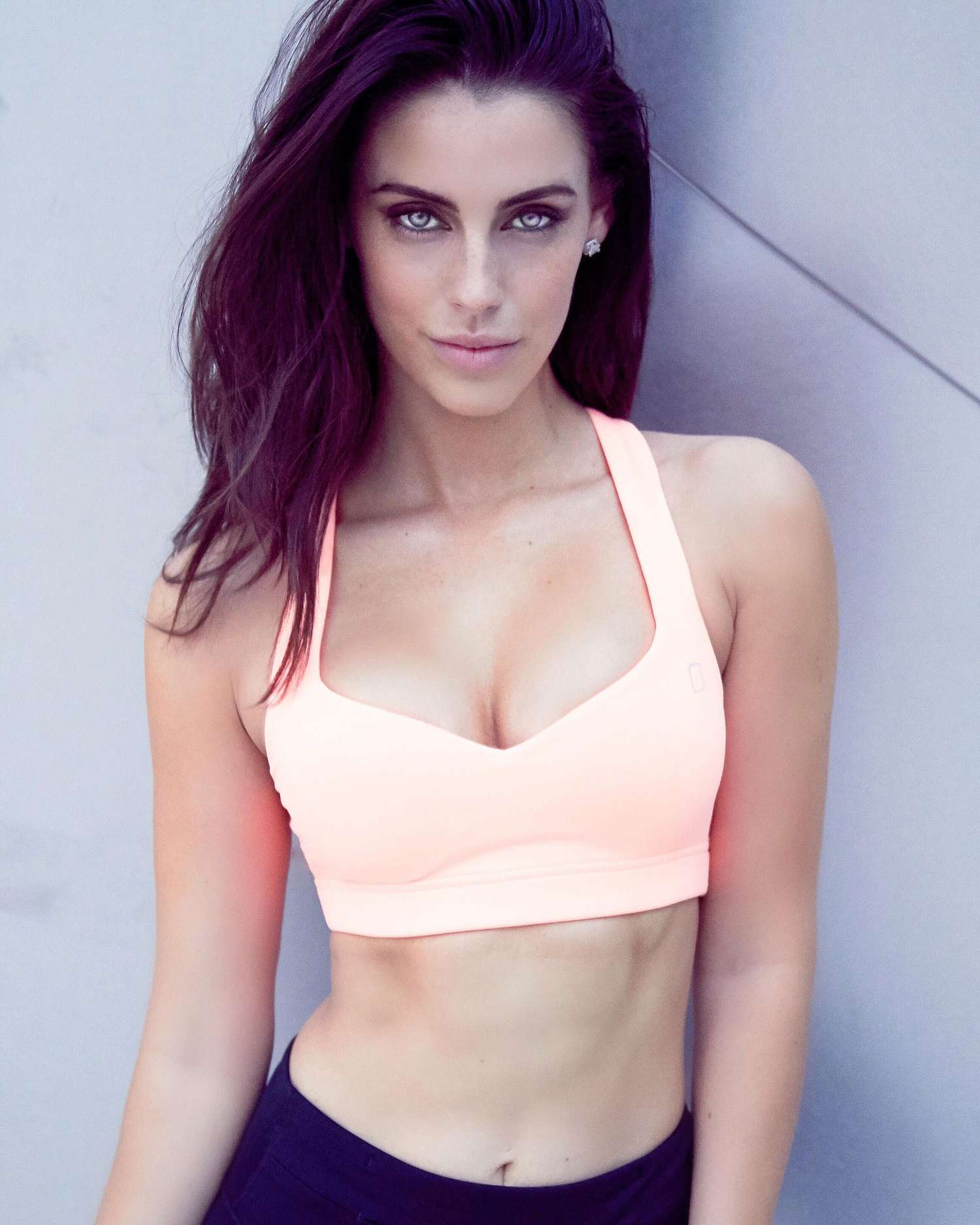 Jessica Lowndes – How To Still Look Stylish While Working Out Shoot