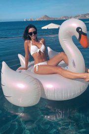Jessica Lowndes in a Bikini - Personal
