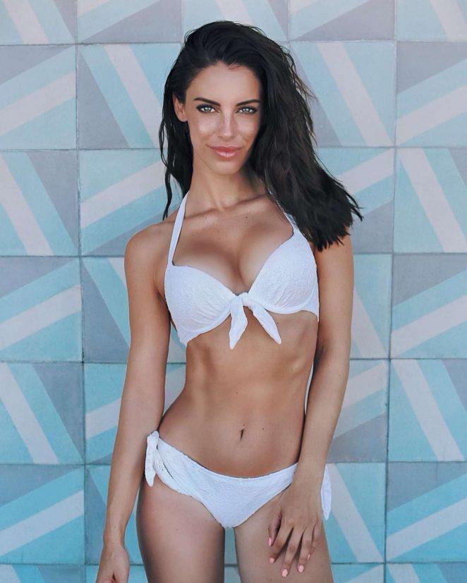 Jessica Lowndes in Bikini – Personal Pics