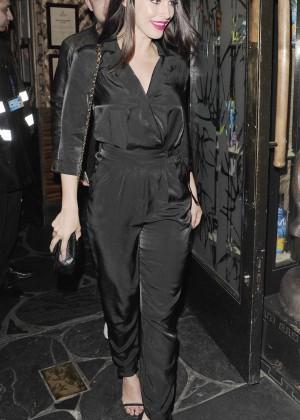 Jessica Lowndes: Mahiki Nightclub -02