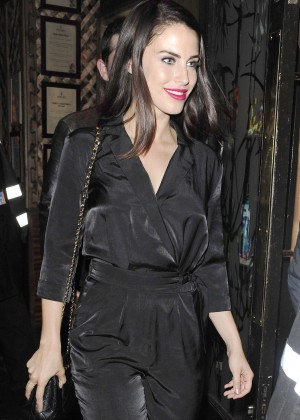 Jessica Lowndes - Mahiki Nightclub in London
