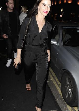 Jessica Lowndes: Mahiki Nightclub -09