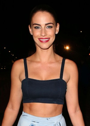 Jessica Lowndes in Tank Top -02