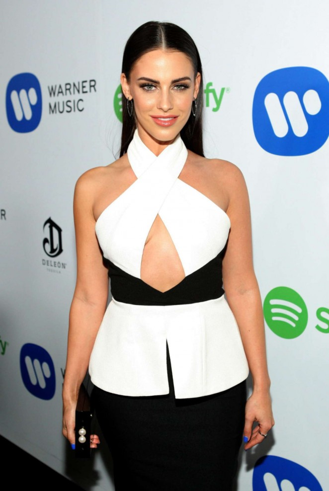 Jessica Lowndes – Warner Music Group Grammy After Party in LA