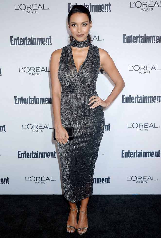 Jessica Lucas - 2016 Entertainment Weekly Pre-Emmy Party in Los Angeles