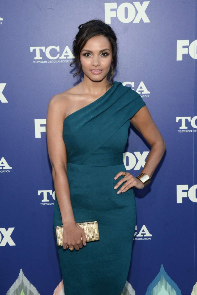 Jessica Lucas - FOX 2016 Summer TCA All-Star Party in West Hollywood