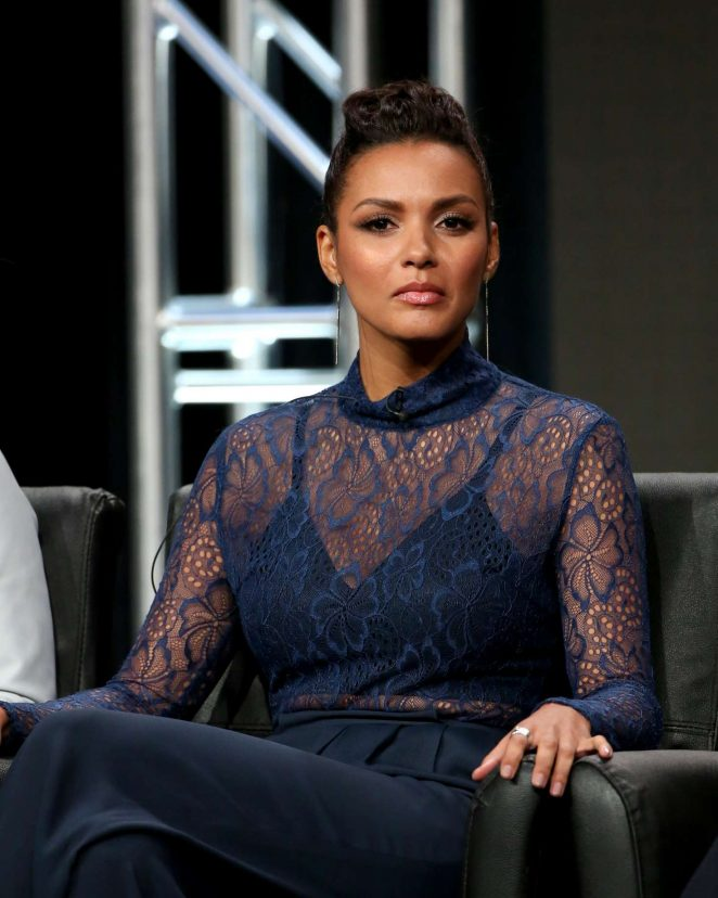 Jessica Lucas - FOX 'Gotham' and 'Lucifer' Panels at 2016 TCA Summer Press Tour in LA