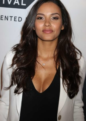 Jessica Lucas - Gotham Sneak Peek at Tribeca TV Festival in New York