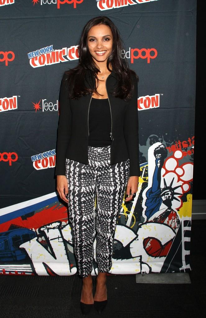 Jessica-Lucas:-New-York-Comic-Con-2015--