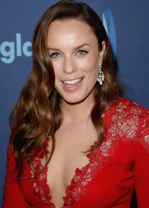 Jessica McNamee - GLAAD Media Awards 2015 in Beverly Hills