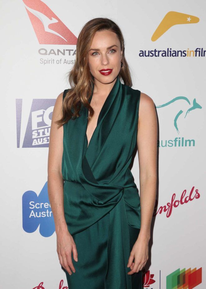 Jessica McNamee - 6th Annual Australians in Film Awards Benefit Dinner in LA