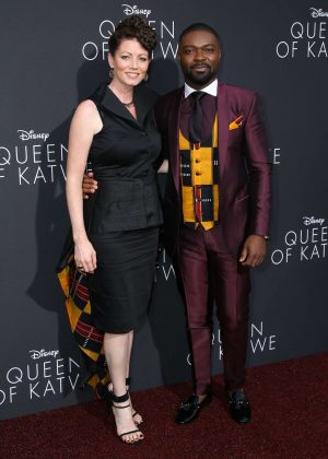 Jessica Oyelowo - 'Queen of Katwe' Premiere in Los Angeles