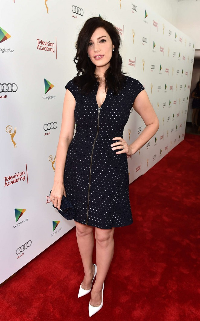 Jessica Pare - A Farewell to 'Mad Men' Presented by the Television Academy in Hollywood